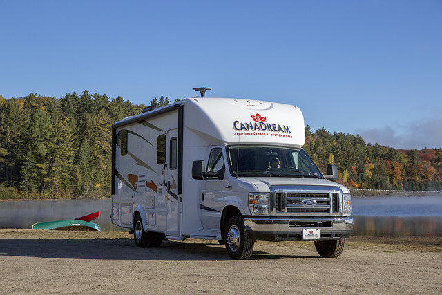 CanaDream Super Van Camper SVC