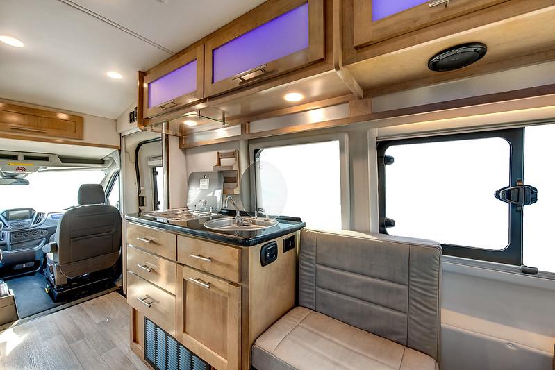 CanaDream Deluxe Van Conversion