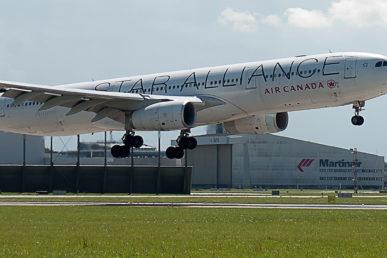 Canada Vliegticket