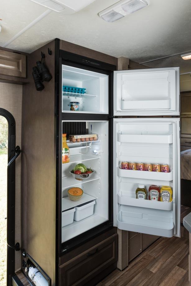 Cruise Canada C30 koelkast