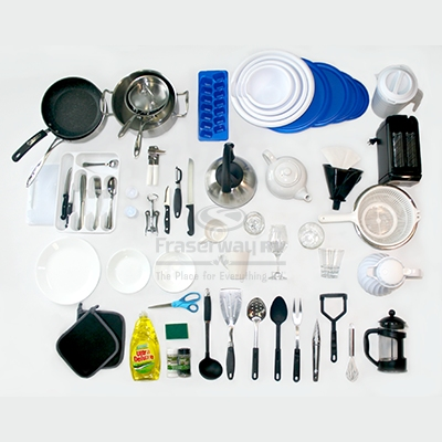 Fraserway keukeninventaris