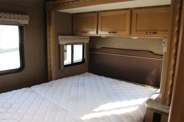 Meridian C Large camper