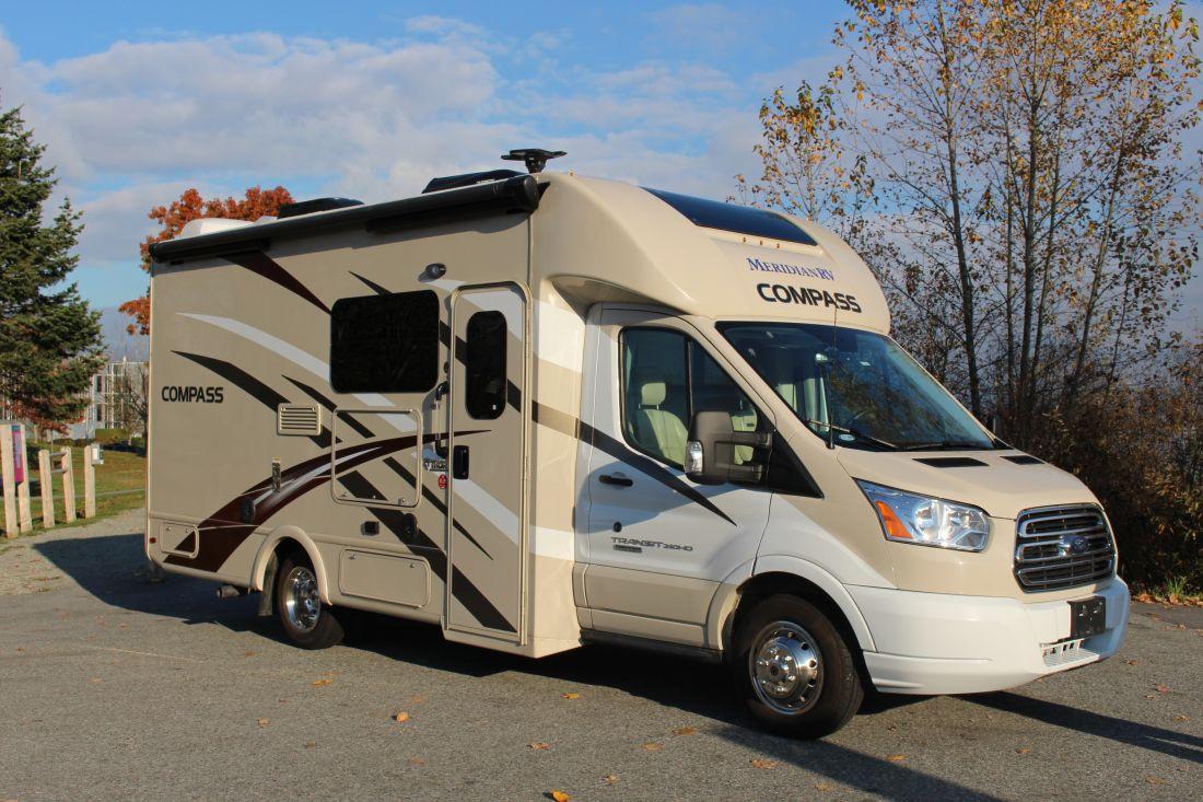 Meridian B Class camper