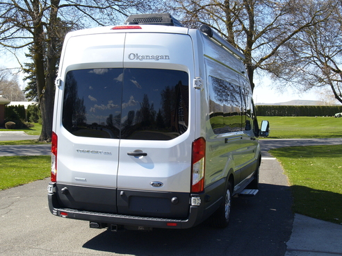 Fraserway Van Conversion