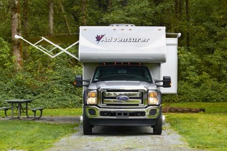Fraserway camper huren Canada