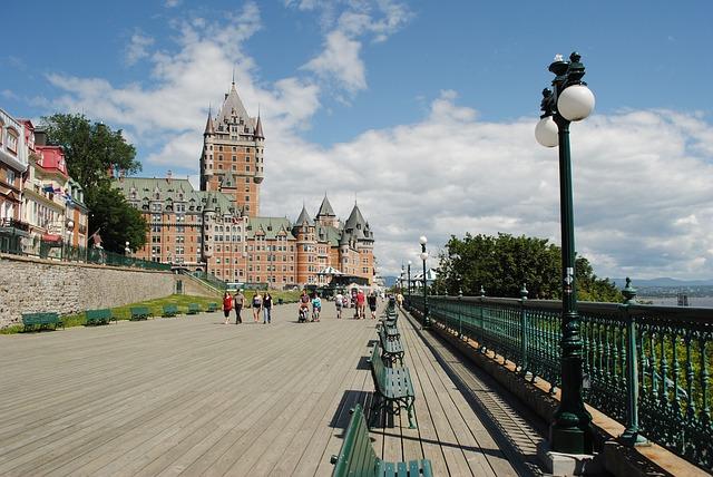 Quebec Chateau Fairmont