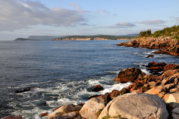 Cape Breton, fotograaf Dennis Jarvis