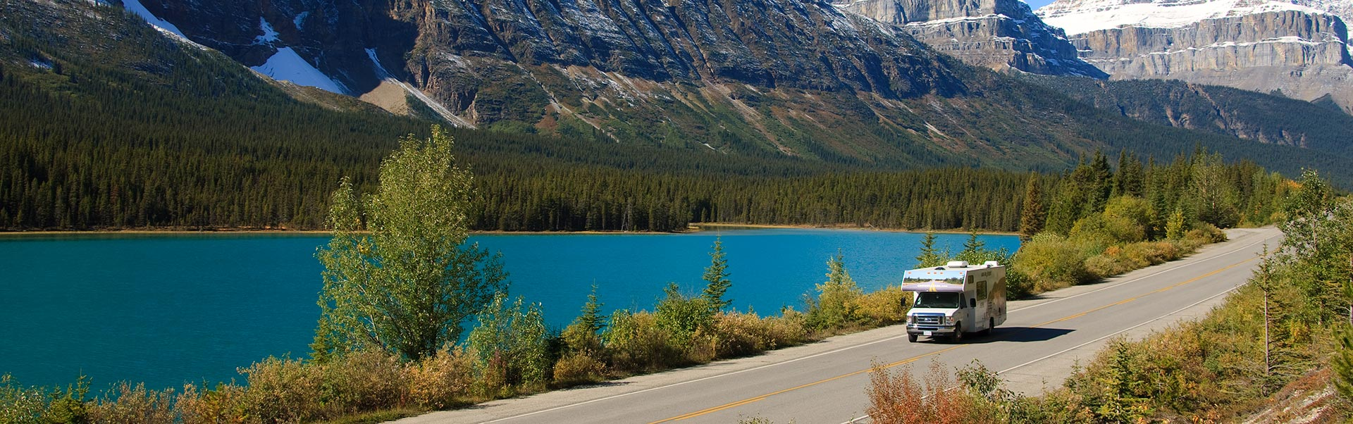 Cruise Canada Banff