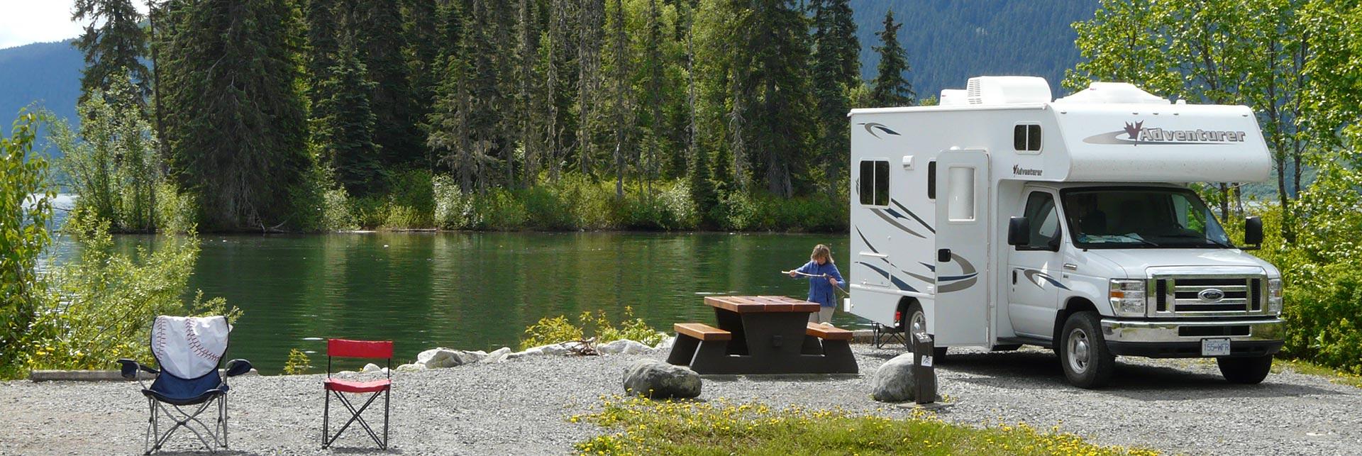 Fraserway Camper