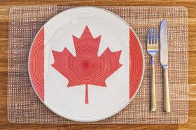 Canada eten