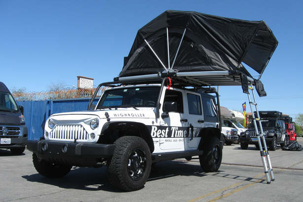 Best Time Jeep High Roller
