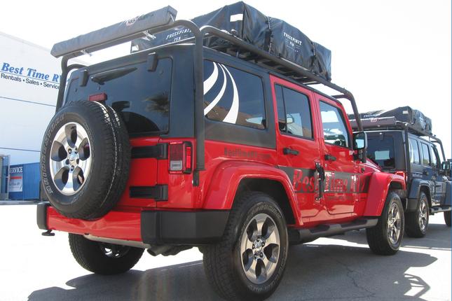 Best Time Jeep Explorer