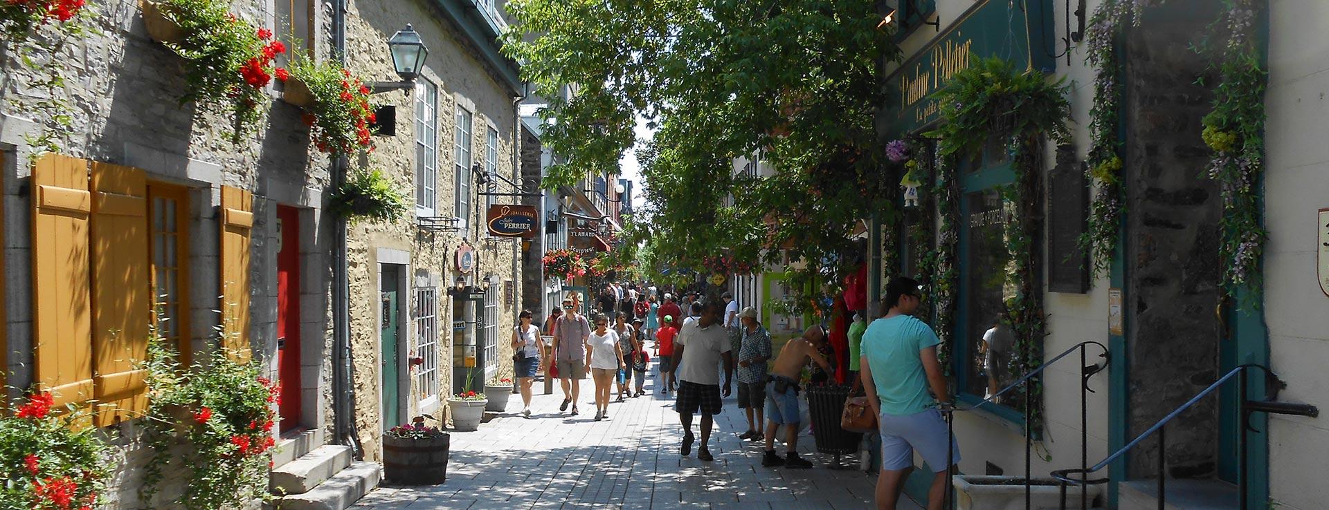 Quebec Basse Ville
