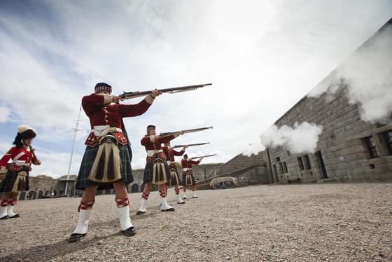 Schotse sferen op Nova Scotia
