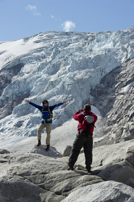 Canada gletsjer