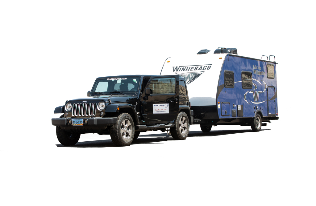 Best Time Jeep trailer