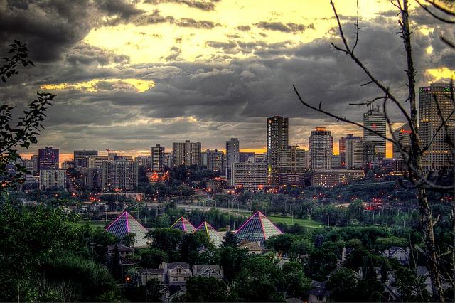 Edmonton camper huren