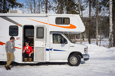 CanaDream winter camper