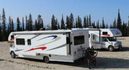 CanaDream MHX Camper Met Slide Out