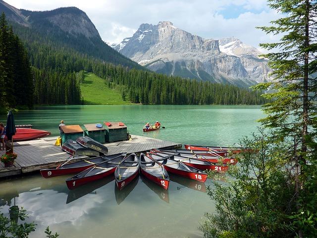 Emerald Lake kano's